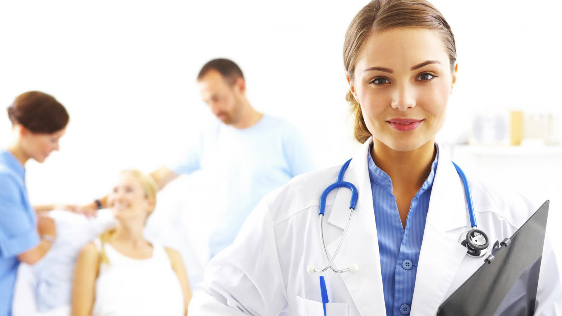 being a doctor Hospital doctors diagnose and treat patients who have been admitted to hospital.