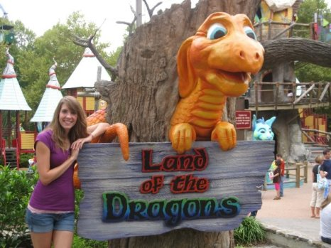 The Land of the Dragons was my CHILDHOOD.