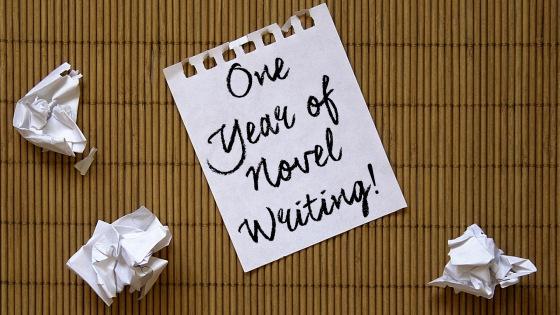 Novel Writing 12 - 1