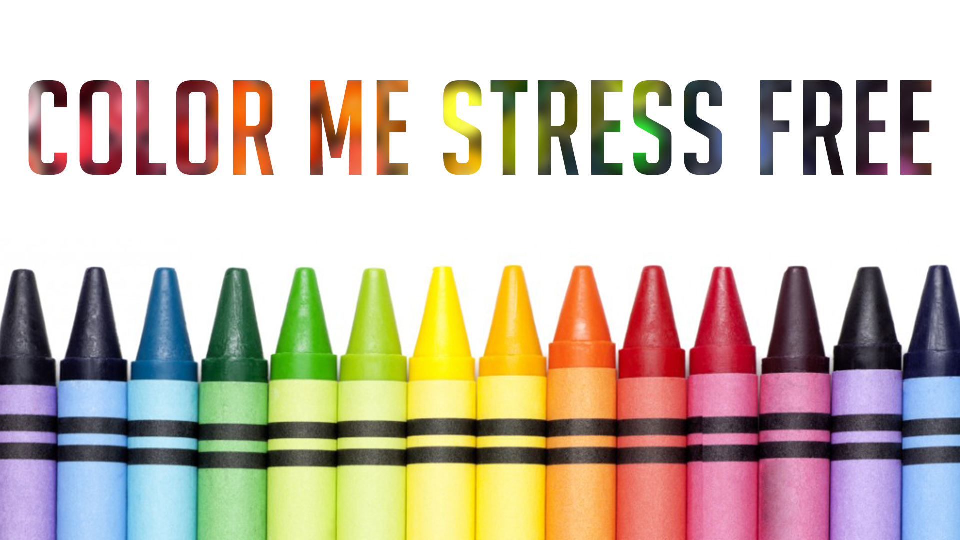 - Color Me Stress Free: A Mental Health And Art Initiative (A