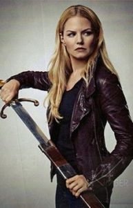 Emma Swan being a badass!