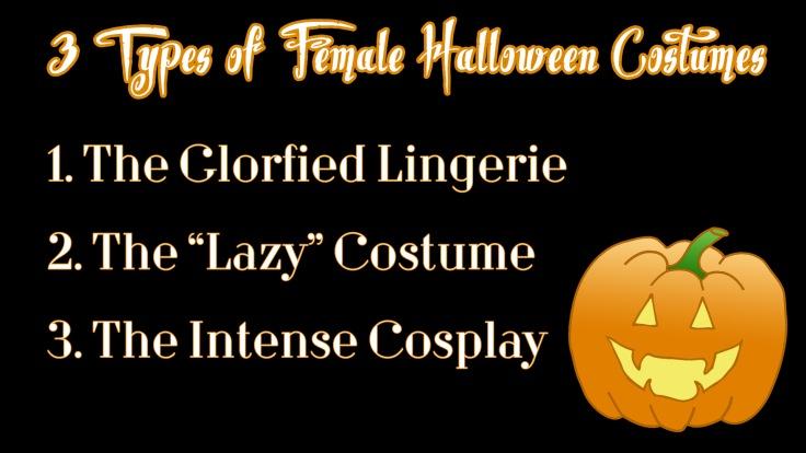 Halloween Cosplay 1