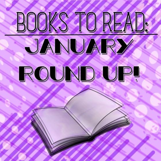 January Books - Title