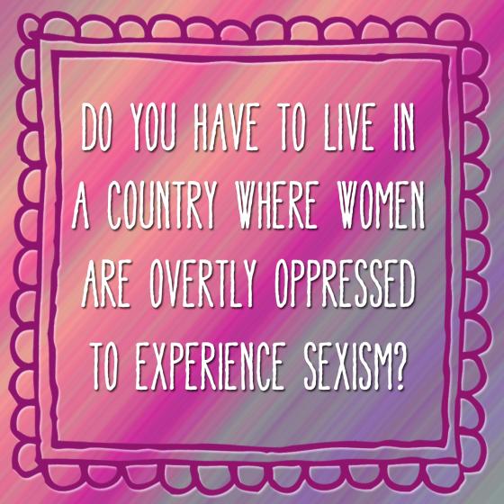 Sexism 2