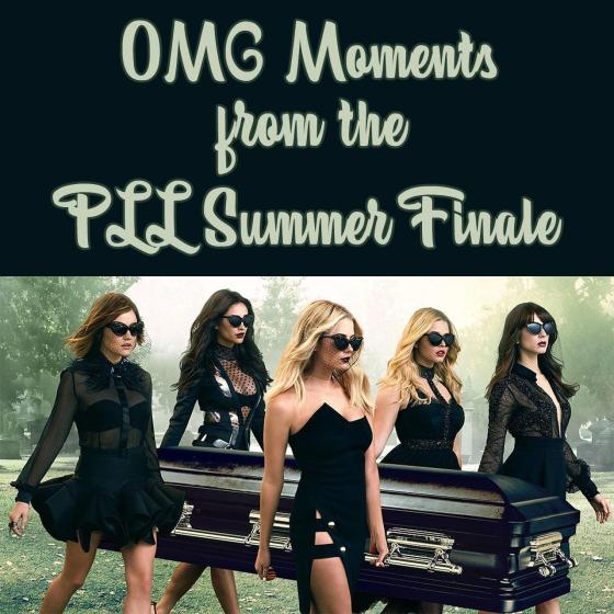 PLL Summer Finale