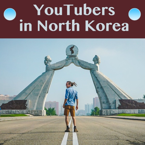 YouTubers in NK
