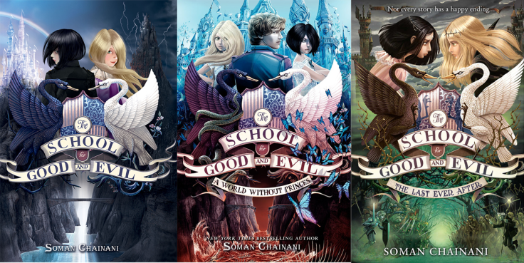 the-school-for-good-and-evil-series